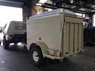 Camper Trailers Melbourne