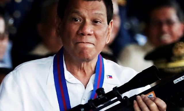 """Rodrigo Duterte, prersidente de Filipinas, también señaló que la Iglesia Católica es la institución """"más hipócrita del mundo"""""""