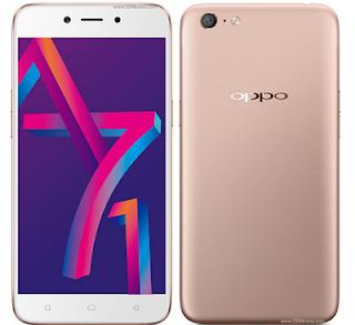 Harga Ponsel Oppo A71 Keluaran Terbaru