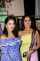 Designer Maheka Mirpuri's Summer Coll Preview With Sunny Leone & Bhagyashree  0011.JPG