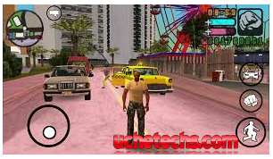 GTA Vice City 65 MB Download PPSSPP install