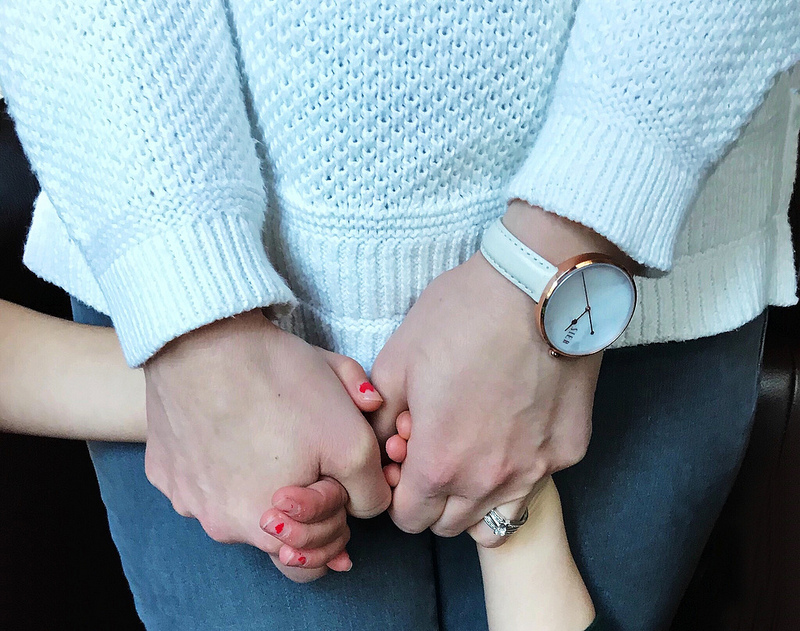 Mommy's favorite accessory // JORD watches review + giveaway