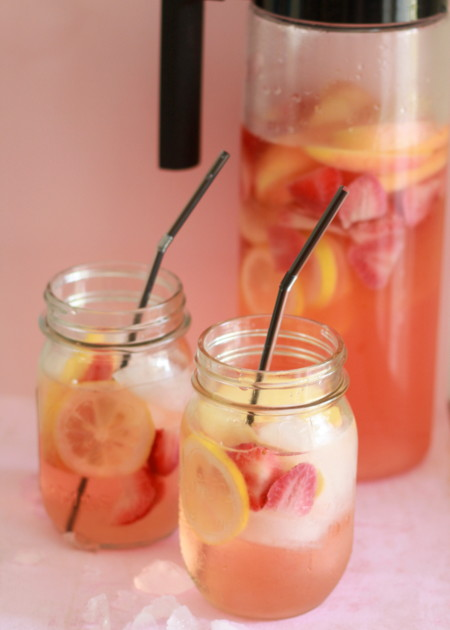 http://www.kitchentreaty.com/white-strawberry-lemon-sangria/