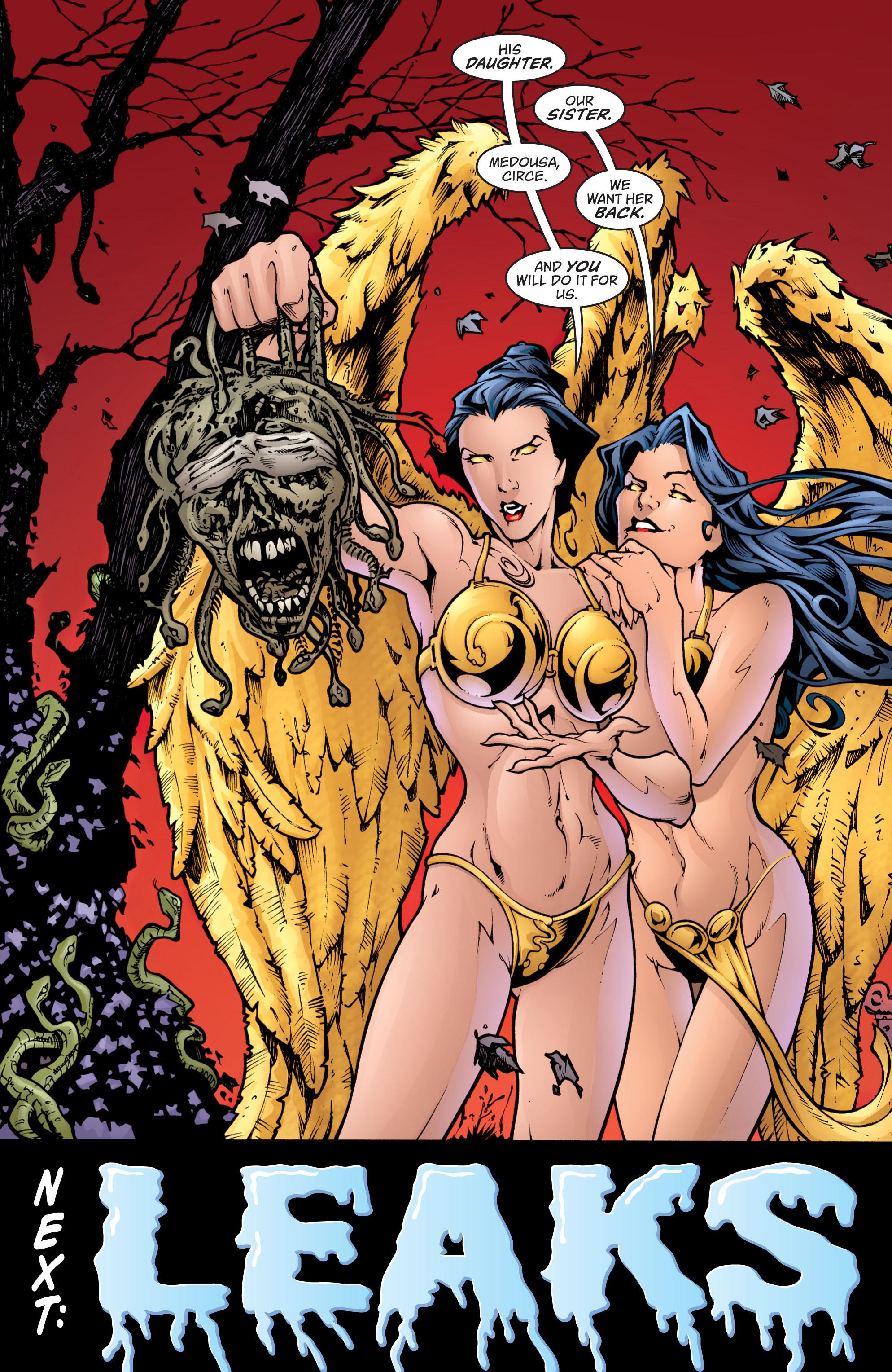 Read online Wonder Woman (1987) comic -  Issue #201 - 22