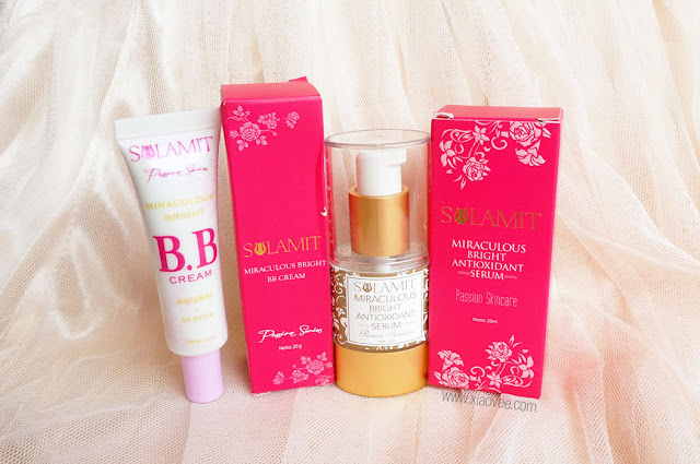 Sulamit Indonesia, Sulamit Miraculous Bright Serum Review, Sulamit Miraculous Bright BB Cream Review, Review Serum Muka Sulamit, Review BB Cream baru Sulamit, Sulamit Kosmetik Aman, BPOM Sulamit