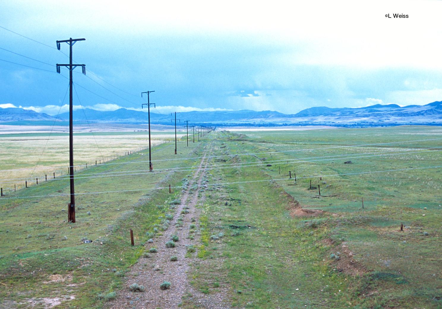 1489 7 VendomeLoop East sm - Electric Railroad through the Rockies