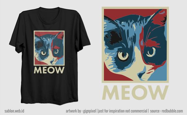 komunitas pecinta kucing, kaos komunitas kucing, kaos kucing imut, sablon kaos kucing, kaos sablon kucing.