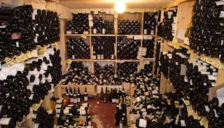 Wine Cellar, Park Hotel