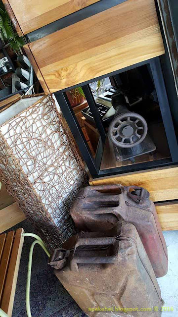 Wood & Steel Design
