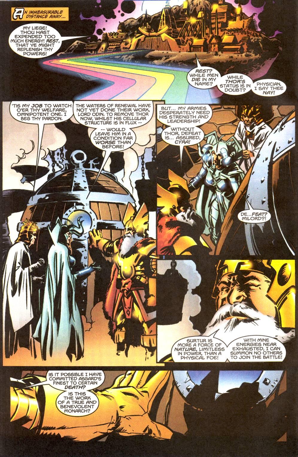 Thor (1998) Issue #40 #41 - English 8