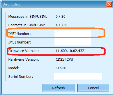 Bugs and how to squash them: Huawei USB modem firmware update
