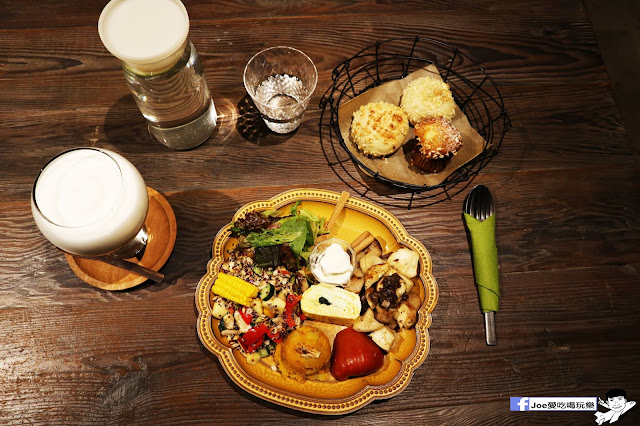 IMG 0294 - 【新竹美食】井家 TEA HOUSE 讓你彷彿置身於日本國度的老舊日式風格餐廳,更驚人的是這裡還是素食餐廳!