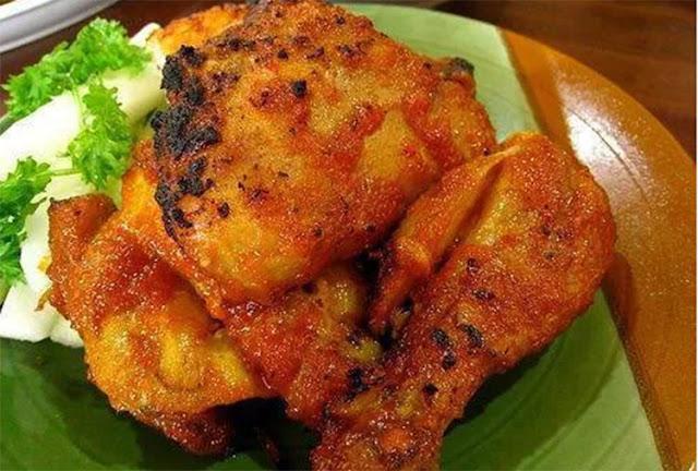 Resep Gampang Cara Bikin Ayam Bakar Padang Spesial Lezat