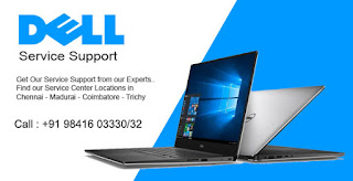 Dell Laptop Service Center in OMR