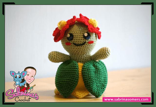 amigurumi-Bellossom-Sabrina´s-Crochet