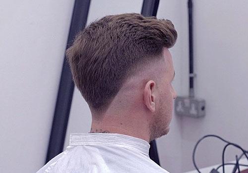 Hairstyle Pria Barbershop: Style Rambut Fade