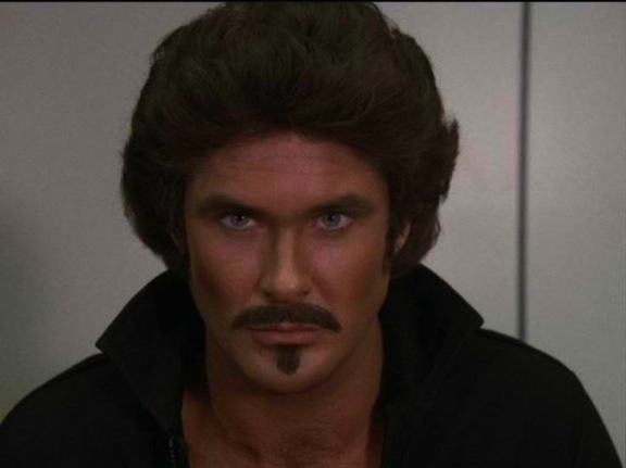 The Spurberry Don T Hassle The Hoff