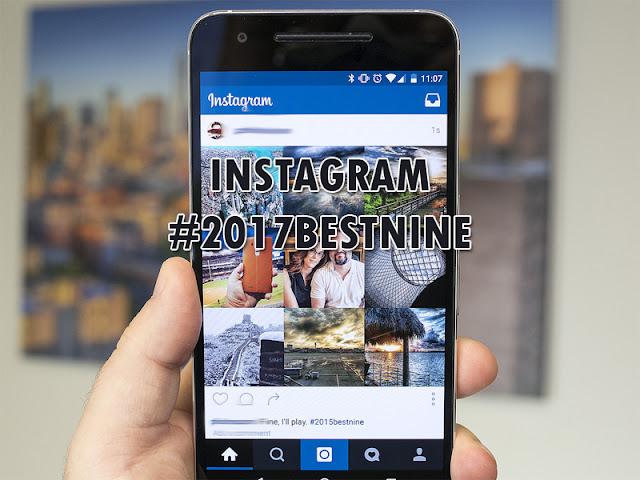 Bestnine2017, 2017Bestnine, Cara membuat best nine