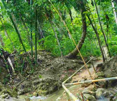 Rute Jalan Air Terjun Kedung Pedut