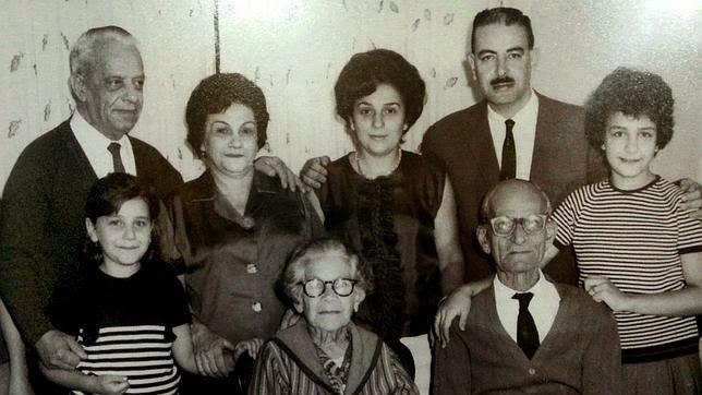 Diana Caballero, descendiente de sefardíes toledanos, cuenta a ABC su historia tras el anteproyecto de ley del Gobierno central.