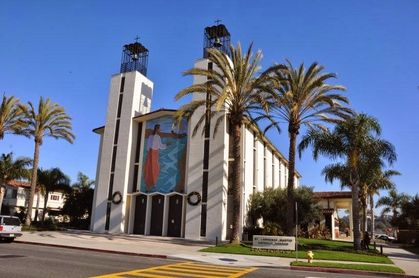 St Lawrence Martyr Redondo Beach Ca