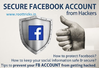 How To Secure Facebook Account From Hackers 2017