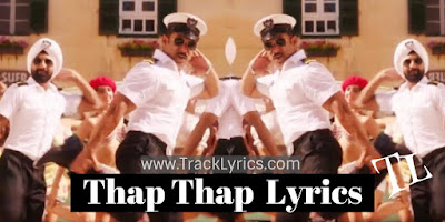 thap-thap-song-lyrics-bharat-2019