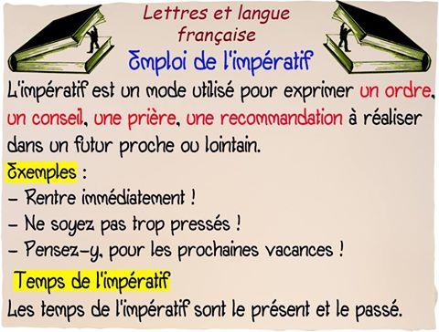 Tryb rozkazujący - gramatyka 2 - Francuski przy kawie
