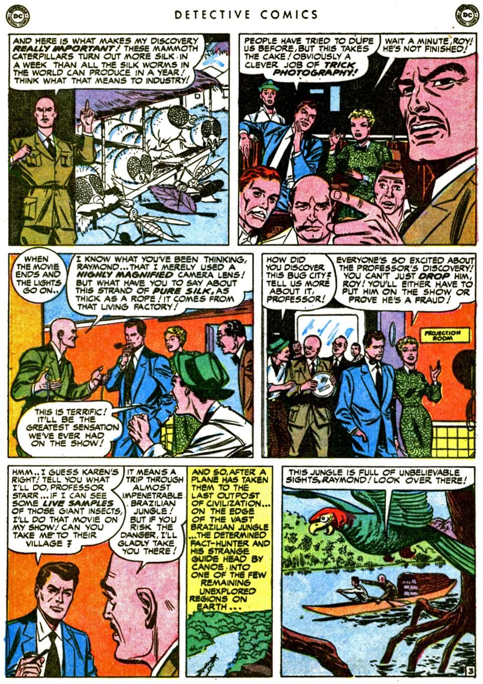 Read online Detective Comics (1937) comic -  Issue #162 - 19
