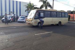 PM e Guarda Civil de Franca fazem operação contra transporte clandestino