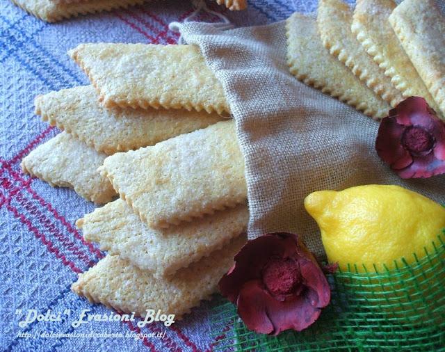 Biscottoni Casarecci da colazione
