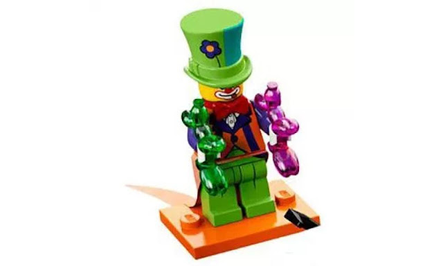 Lego Collectible Minifigures Series 18: Balloon Artist