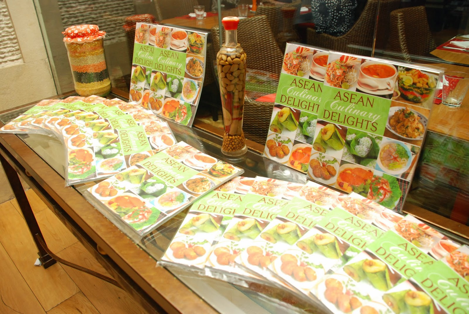 ASEAN Culinary Delights cookbook