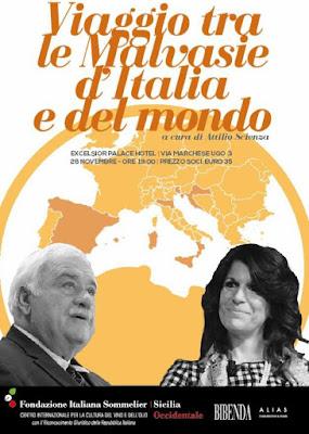 Viaggio tra le Malvasie d'Italia e del mondo (Attilio Scienza - Maria Antonietta Pioppo - Fondazione Italiana Sommelier)