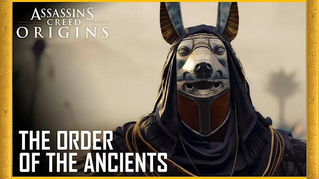 Assassins Creed Order of the Ancients Trailer