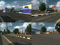 Map M.K.S beta version by Rio Bagus - ETS2 v1.30