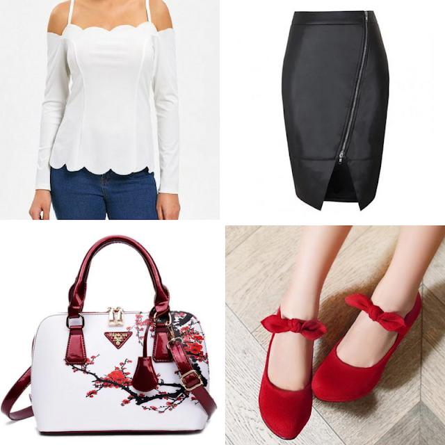 Wishlist de Dezembro da Loja Rosegal, look para natal, lojas internacionais, fashion, moda