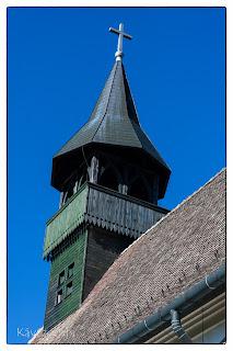 Az óföldeáki templom tornya