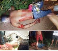 IRAUÇUBA-CE: HOMEM MORTO A BALA, ONDA DE VIOLÊNCIA FEZ MAIS UMA VITIMA