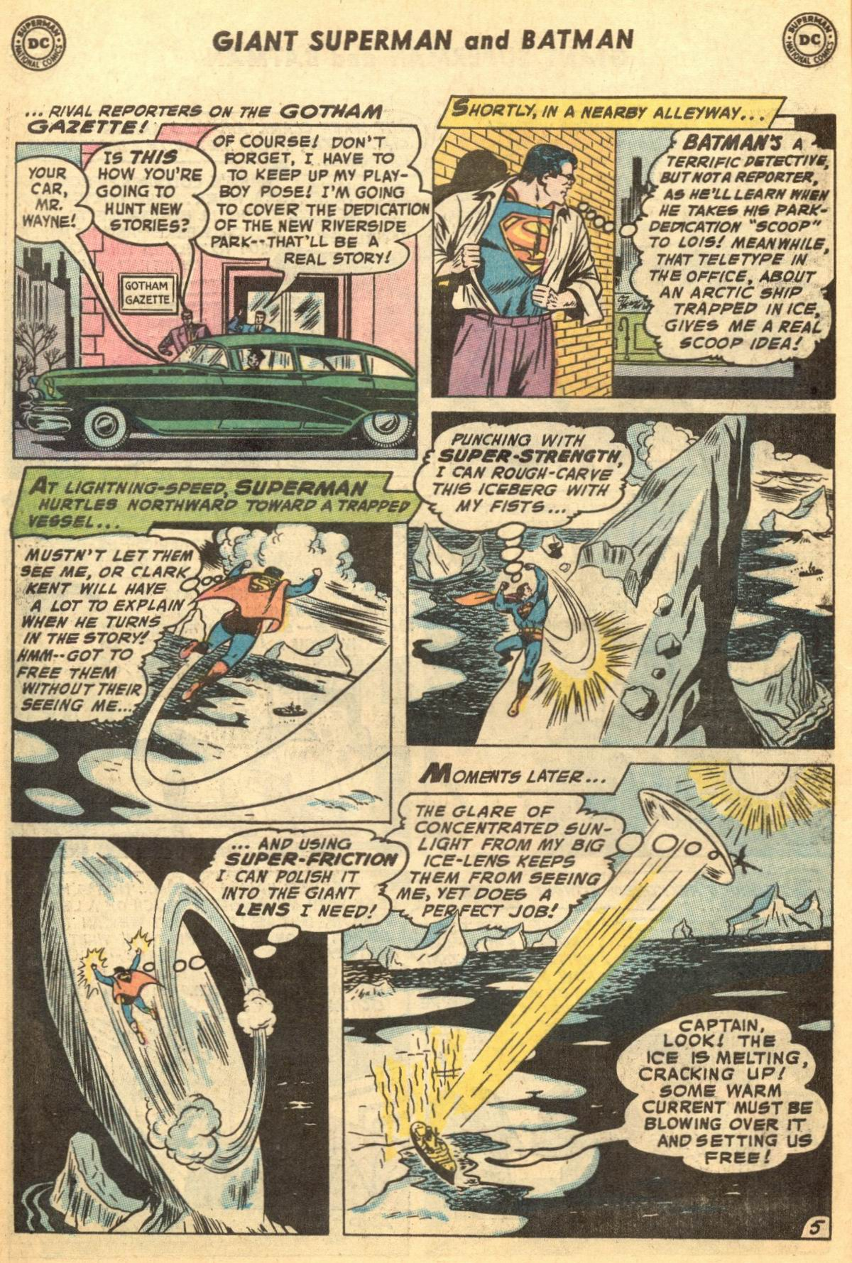 Read online World's Finest Comics comic -  Issue #188 - 20