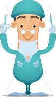 "<Imgsrc =""Dibujo-cirujano.jpg"" width = ""115"" height ""200"" border = ""0"" alt = ""Caricatura cirujano esperando para operar ."">"