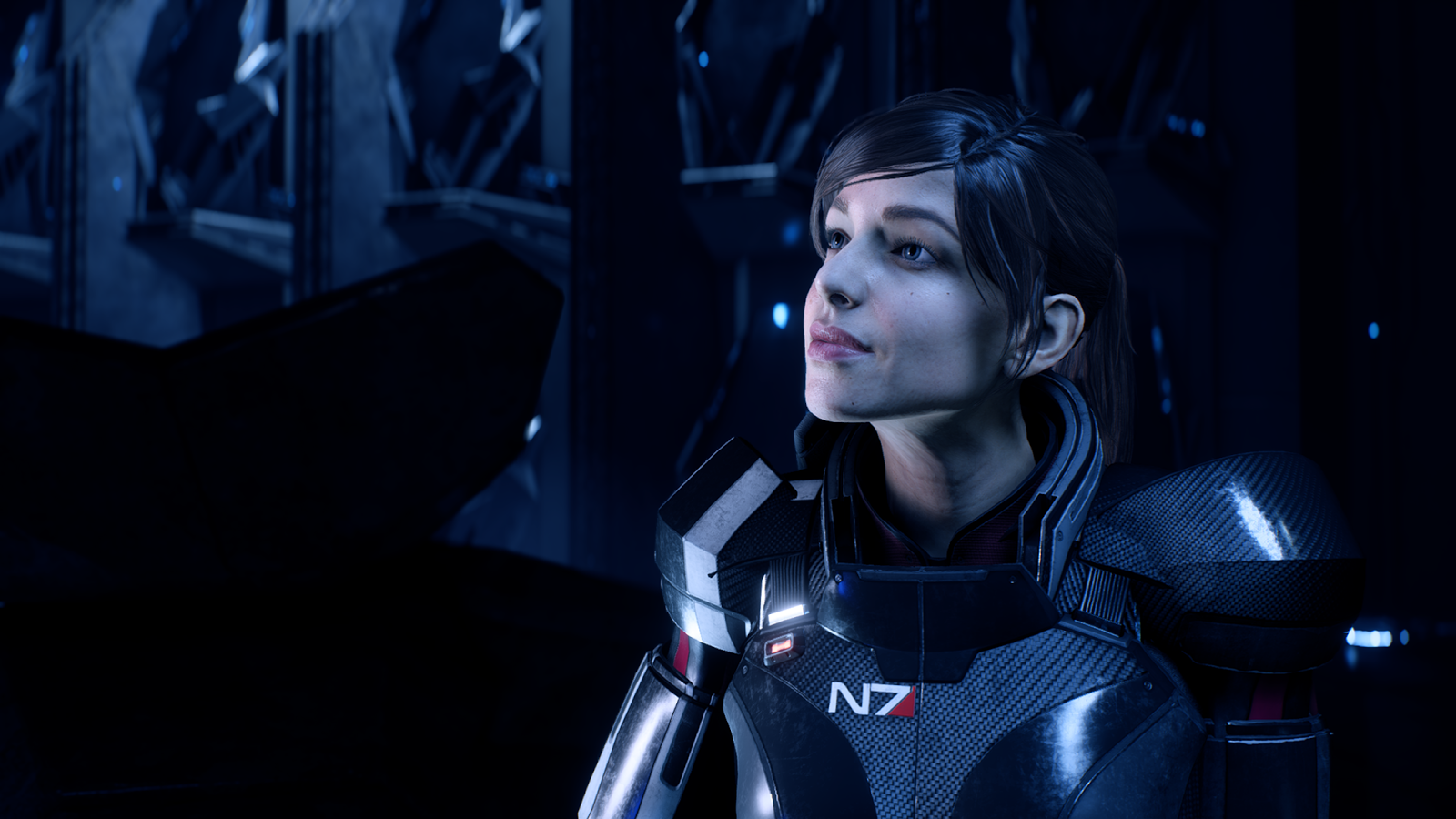 T22 Gaming Mass Effect Andromeda Sara Ryder Game Conclusion And