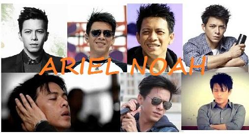 Biodata Ariel Noah