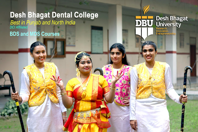 mds periodontics colleges in punjab