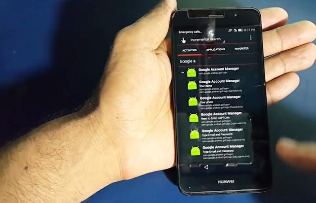 """Cara Flash Huawei Y6 SCL-U31 dengan via Flashtool"""