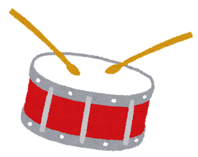 鼓笛演奏会へ出陣!!