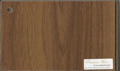 Parket Primere Type American Oak