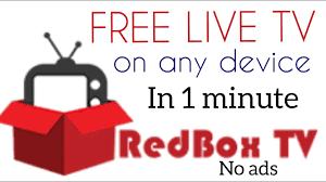 REDBOX TV ANDROID (BYE BYE HOTSTAR) - TRICKS MAANIA