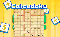 Mathdoku or Calcudoku Online (Logical Thinking Puzzle Game)