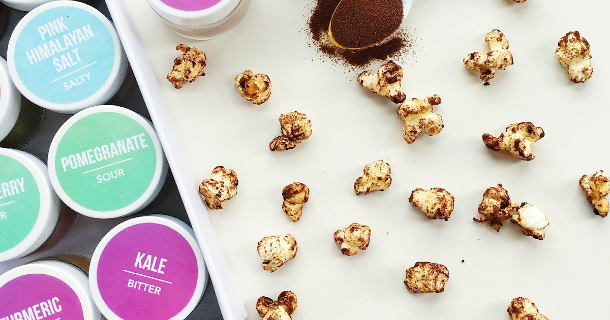 @naturallymeghan's cover photo for 'Naturally Meghan : Introducing Propercorn's Institute of Flavour (and a Recipe for Healthy Mocha Popcorn!)'